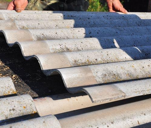 Asbestos Garage Roof Removal Essex Kent Amp London